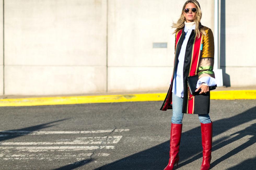 Nowojorski Street Style Podczas Nyfw 2017 New York Street Style During Nyfw 2017 Fashion Cash