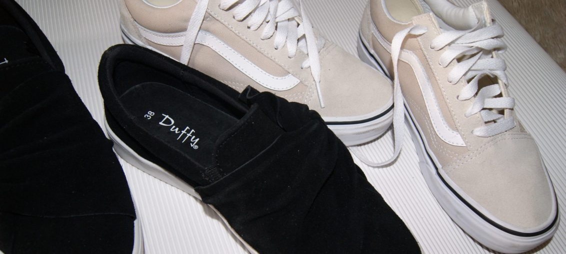 Jak wybrać wygodne buty na podróż? How to choose the