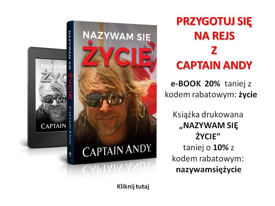 Przygotuj się na rejs z Captain Andy