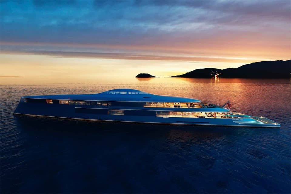 10 Of The Most Extreme Superyacht Concepts